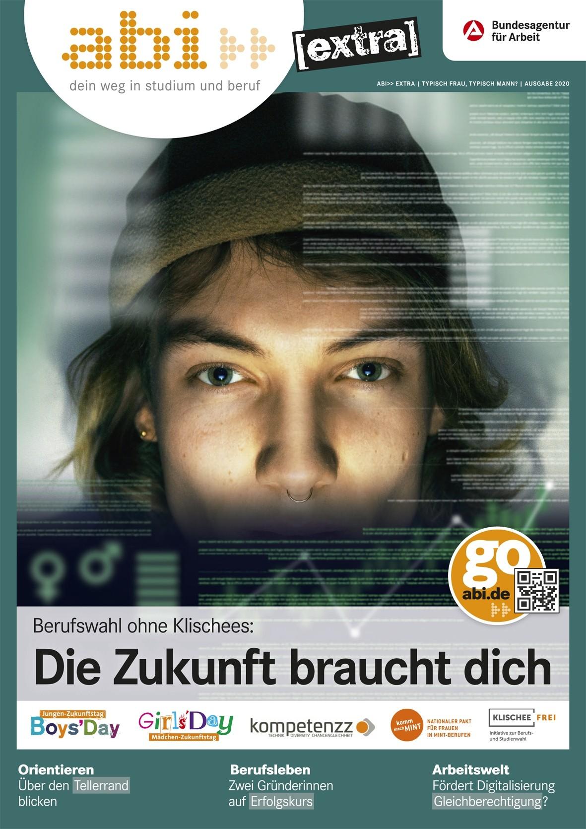 abi>>extra | Typisch Frau, typisch Mann | RESTBESTÄNDE | Ausgabe 2020
