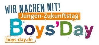 """""""Boys'Day – Wir machen mit!""""-Banner"""