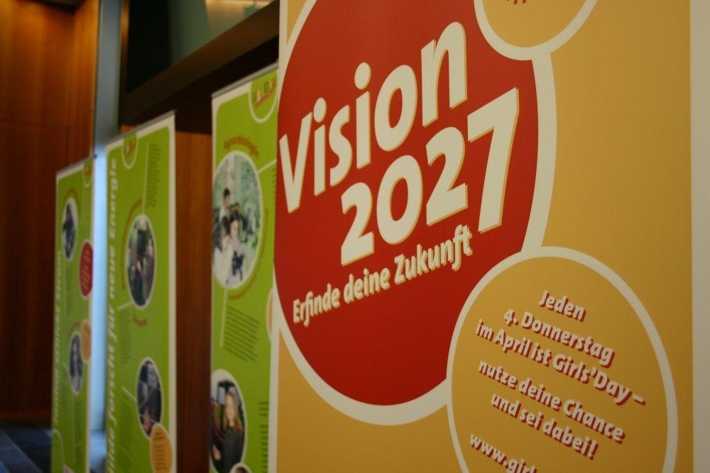 Wanderausstellung Vision 2027 - Erfinde deine Zukunft