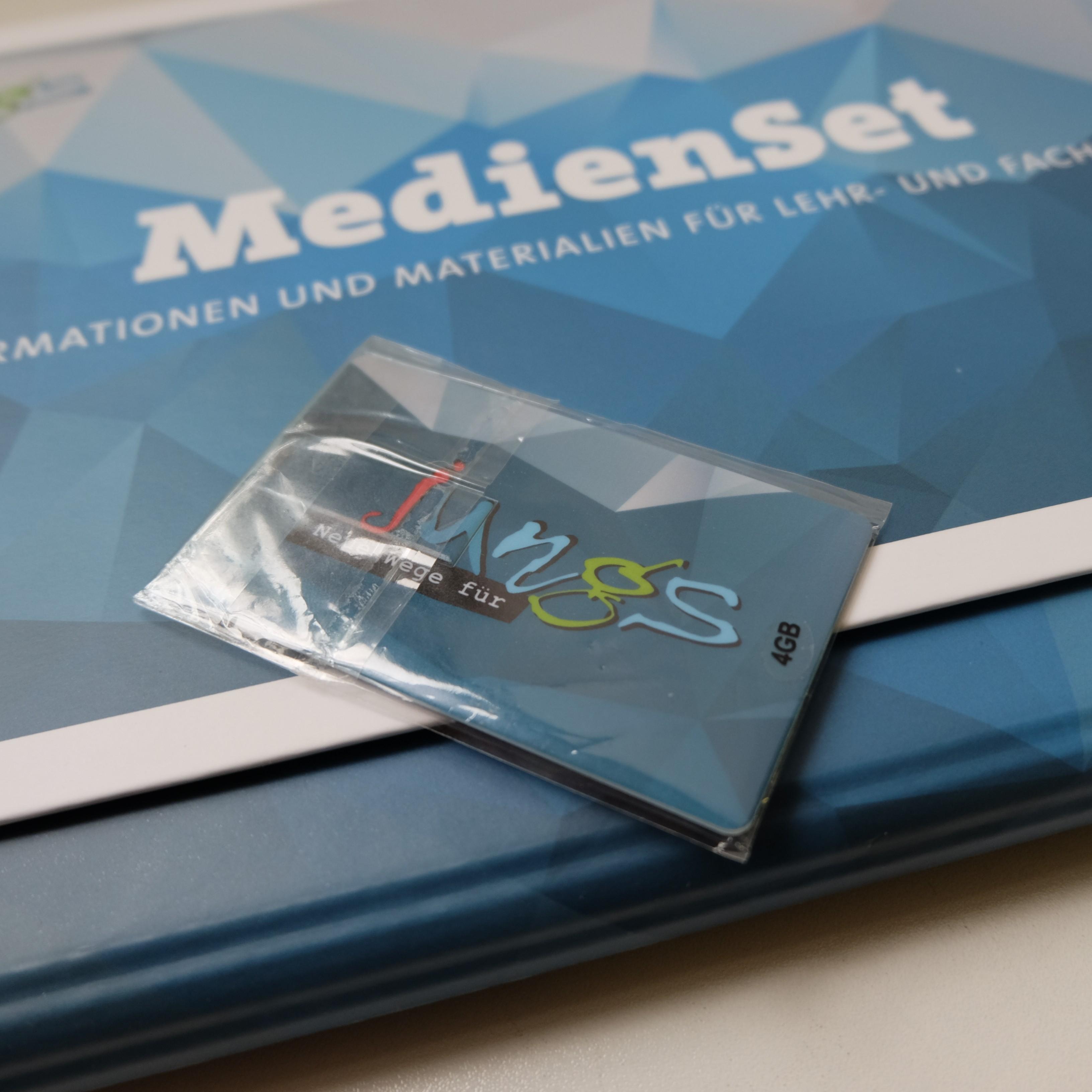 MedienSet für Lehr- und Fachkräfte
