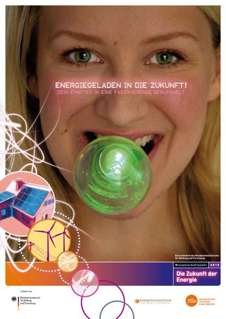 Energiebroschüre | Energiegeladen in die Zukunft!