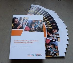 Girls'Day und Boys'Day – klischeefreie Berufsorientierung, die wirkt! | Evaluationsergebnisse