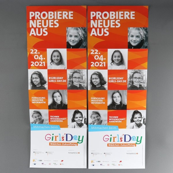 Girls'Day-Plakat 2021
