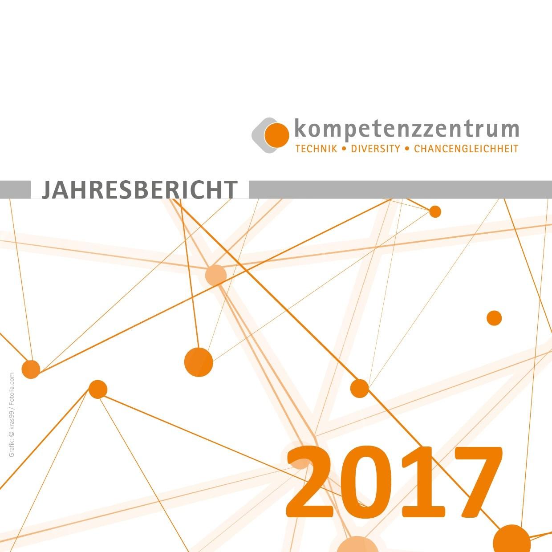 Jahresbericht kompetenzz. 2017