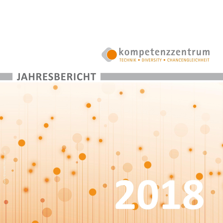 Jahresbericht kompetenzz. 2018