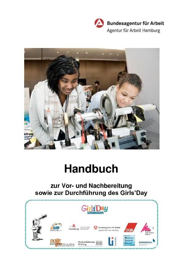 Handbuch zur Vor- und Nachbereitung sowie zur Durchführung des Girls'Day