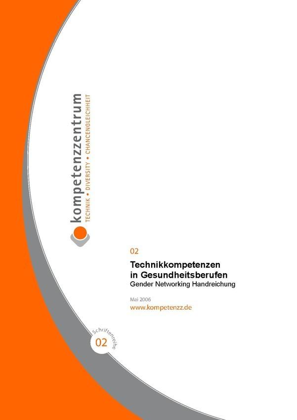 Technikkompetenzen in Gesundheitsberufen | Schriftenreihe Heft 02
