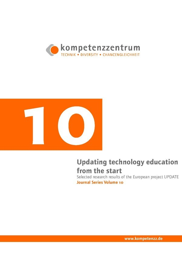 Updating technology education from the start | Schriftenreihe Heft 10