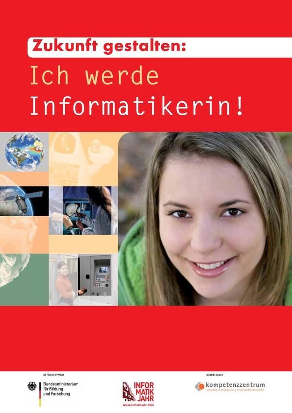 Ich werde Informatikerin! | Broschüre