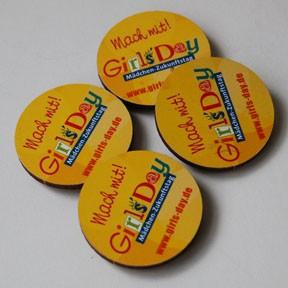 Girls'Day-Magnete | 50 Stück