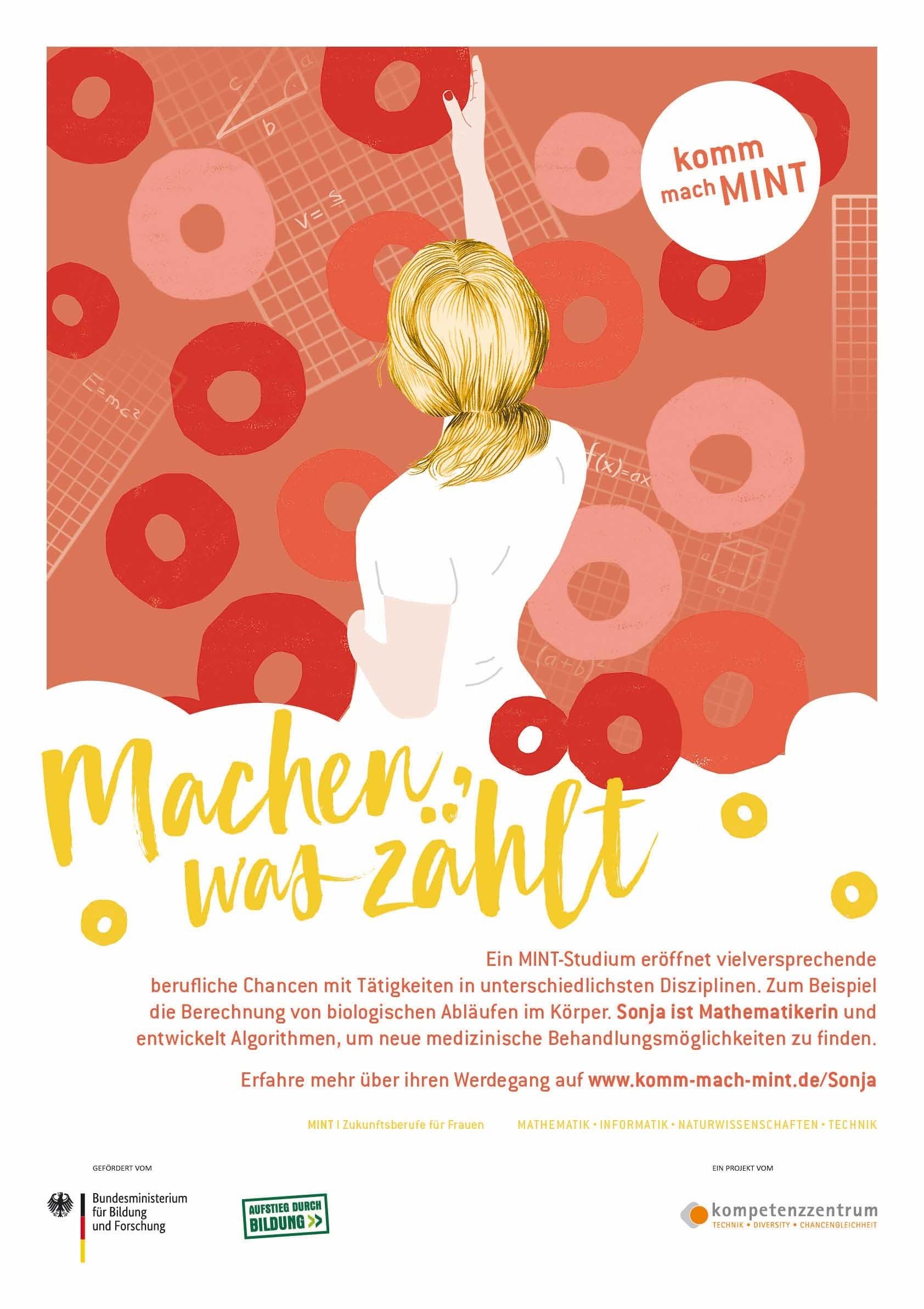 Machen, was zählt - Mathematik Poster | A 1