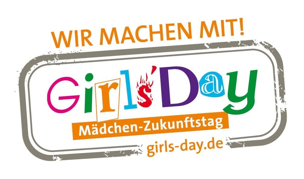 """""""Girls'Day – Wir machen mit!""""-Banner"""