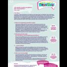 Boys'Day-Elterninfo | Schulfreistellung | beschreibbares Formular