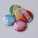 Girls'Day-Buttons | 50 Stück, gemischt