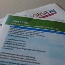 Girls'Day-Checkliste für Veranstalterinnen und Veranstalter  |  beschreibbar