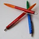 Girls'Day-Kugelschreiber | 10 Stück, rot/orange oder grün/blau