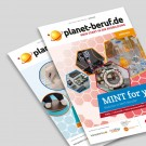 planet-beruf.de: MINT for you & SOZIAL for you | Wendeheft | Ausgabe 2021