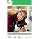 Naturwissenschaften-Broschüre | Berufsperspektiven in den Naturwissenschaften