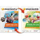 planet-beruf.de: MINT for you & SOZIAL for you - Mein Start in die Ausbildung | Wendeheft | Ausgabe 2020